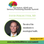 015: Dr. David Perlmutter: The Role of the Microbiome in Neurological Health